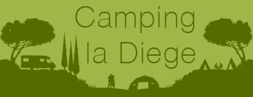 Camping la Diege Zuid Frankrijk